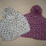Pom Pom Hats - different style many colors