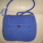 Rose Bag - This shoulder bag is a nice size for most personal items