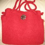Heidi Bag 2 - This bag will carry just about everything and still be stylish. This bag also has side pockets