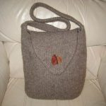 Danielle Bag - This taupe colored tote will carry everything comes with an extra sturdy strap. Great large bag!