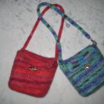 Lil Megan Bag - Small bag for kids or adults that don't want to be burdened with a heavy bag